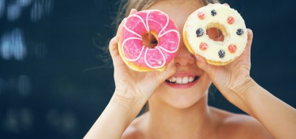 Niños gorditos; adultos obesos